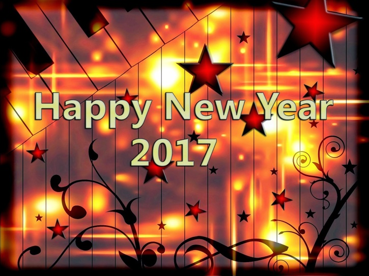 Image result for image, photo, happy new year 2017