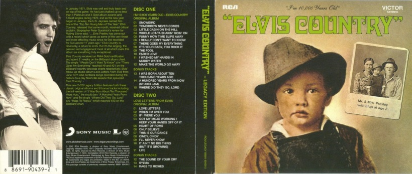 Image result for image, photo, picture, album cover, elvis country