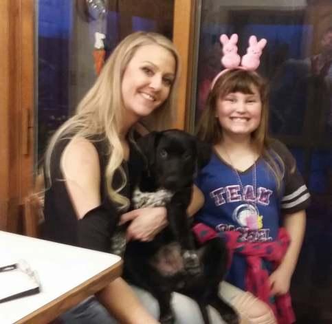 Kyla, Kari, and Knox
