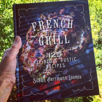 Image result for image, photo, picture , french grill, 125 refined recipes, rustic
