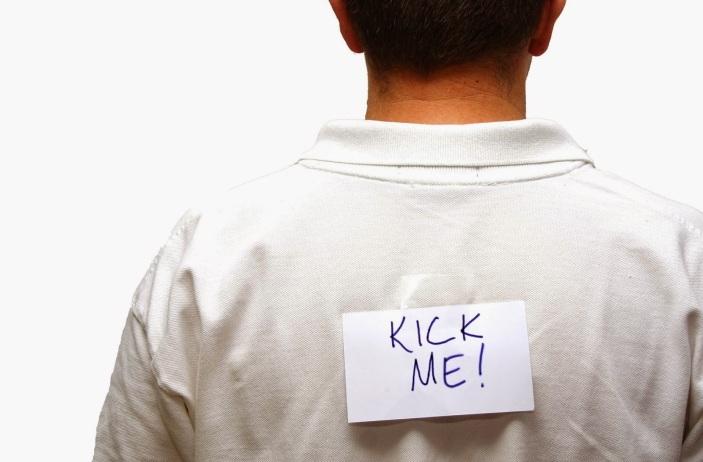 Image result for image,  sign, kick me