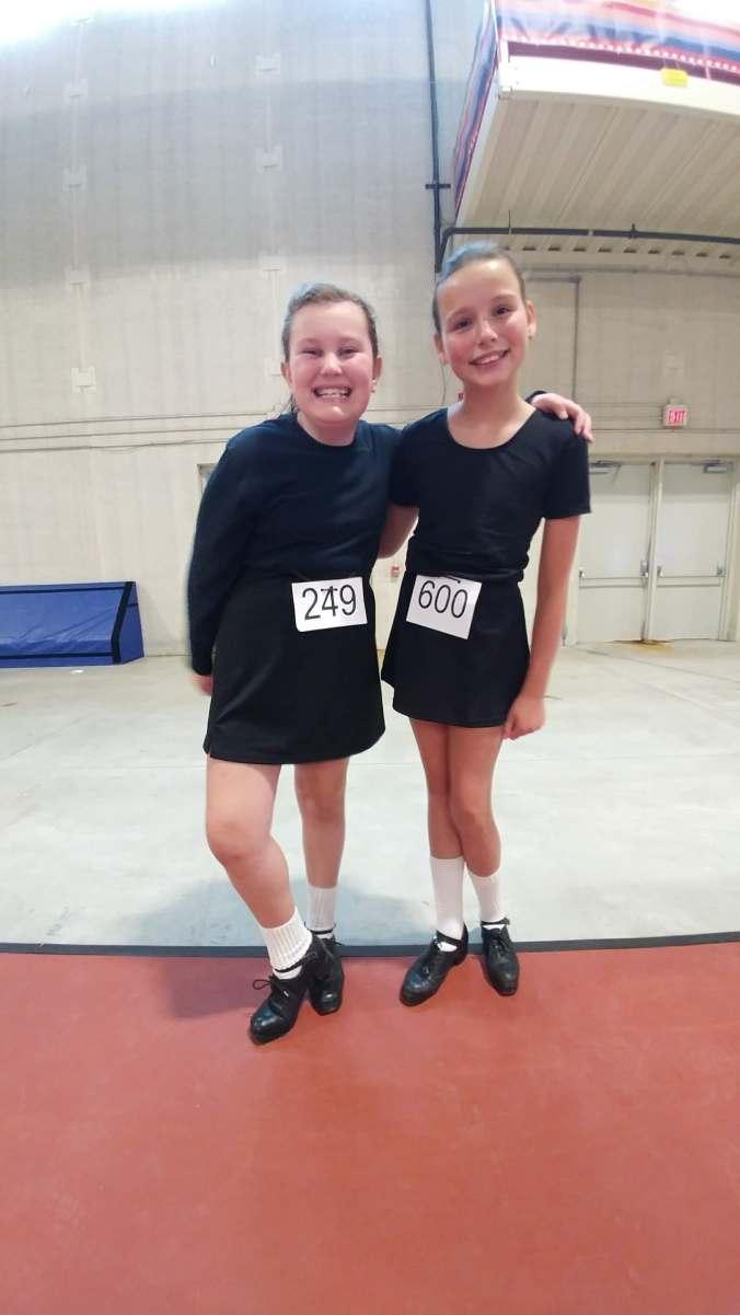 Kyla & Mallory Winners
