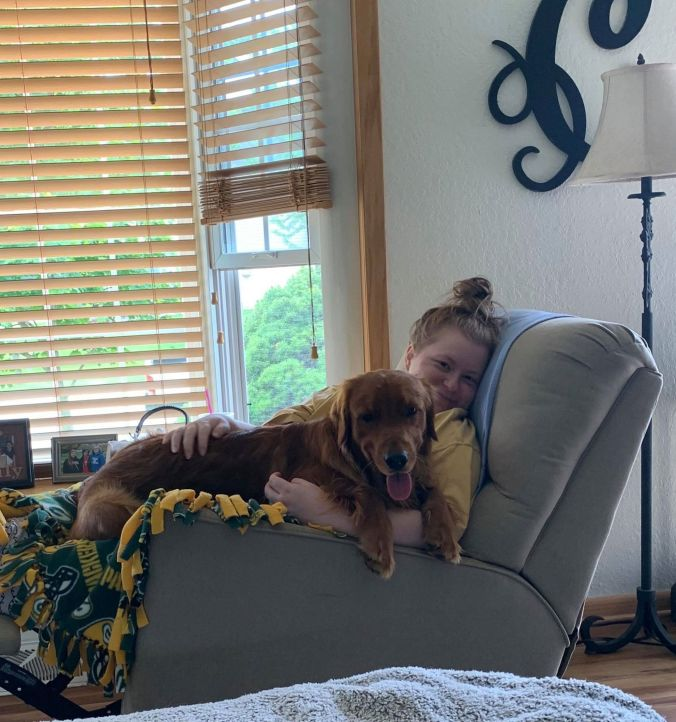 Bailey and Mikayla