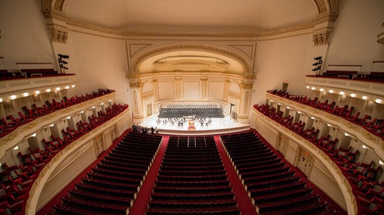 """Carnegie Hall Launches """"Live with Carnegie Hall"""" — Classical Post"""