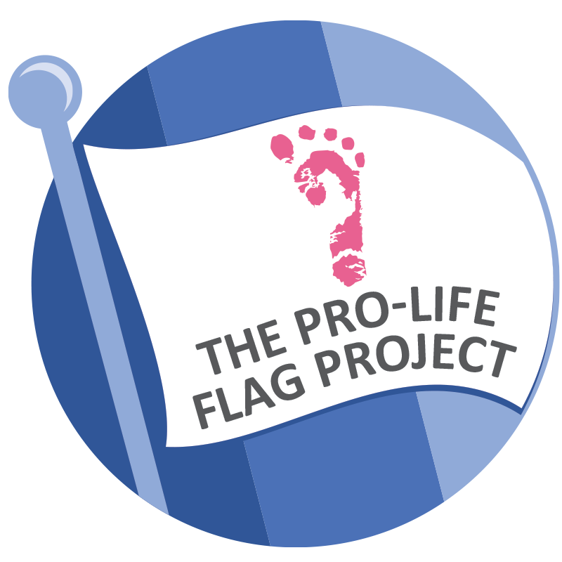 Pro-Life Flag Project